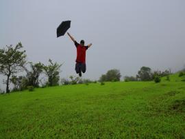 The Joy of Monsoon