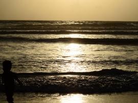 The vast open seas