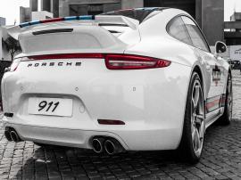 Porsche 911 Martini