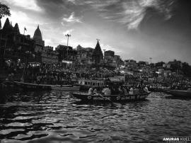 An Eternal Soul - Varanasi