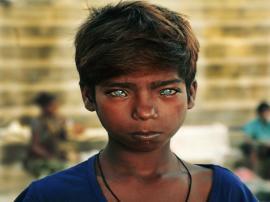 The Blue Eyed Boy