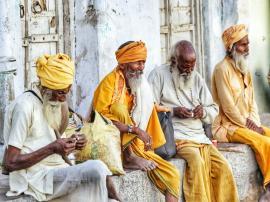 The four holy men