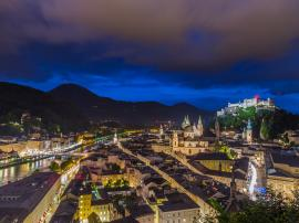 Glittering Salzburg