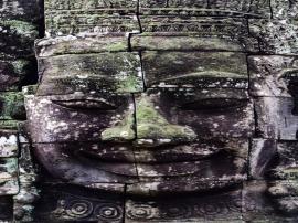 Smiling Buddha