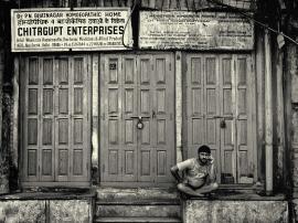 Early Morning in Purani Dilli
