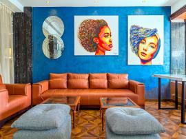 Vibrant Interiors