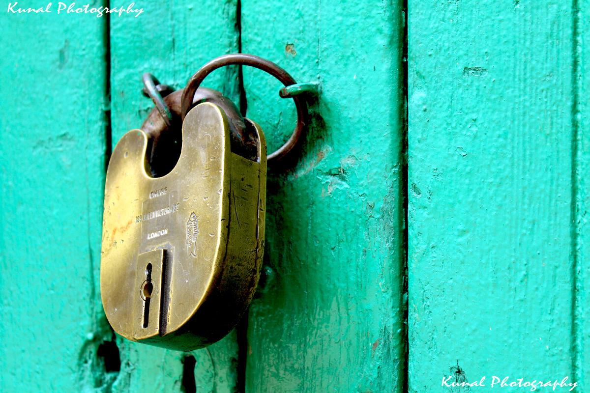 Golden Lock