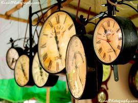 Vintage Time Clock