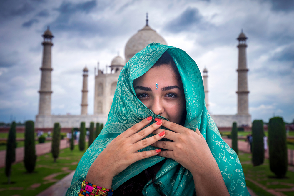 Beauty Beyond Taj