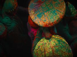 Colors of Vrindavan